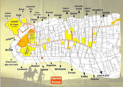 Mappa Presepe Vivente